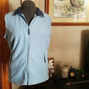 Light Blue Cabela's Vest